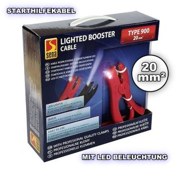 daylights sterreich pkw starthilfekabel mit led licht. Black Bedroom Furniture Sets. Home Design Ideas