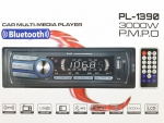 Autoradio mit Bluetooth USB MSD MP3 AUX 1DIN EPCR05