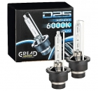 Gread Lights D2S Xenon 6000K (2Stk.)